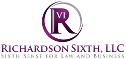 Richardson Sixth Logo